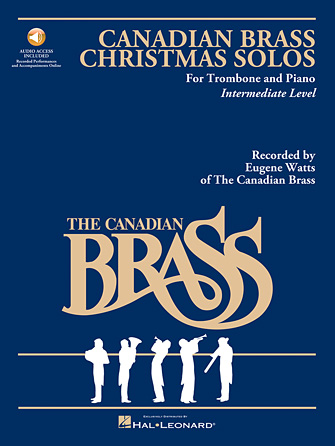 Product Cover for The Canadian Brass Christmas Solos – Trombone