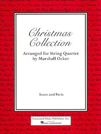 Product Cover for Christmas Collection - St4tet (For String Quartet-Score & Parts)