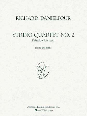 Product Cover for String Quartet No. 2 (Shadow Dances)