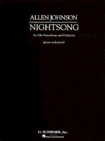 Product Cover for Nightsong