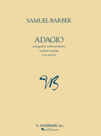 Product Cover for Adagio for Violin and Piano