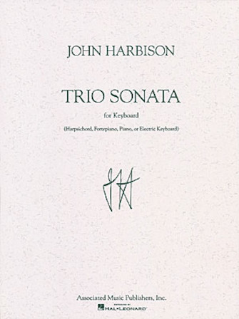 Product Cover for Trio Sonata for Keyboard Solo