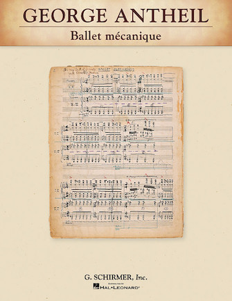 Product Cover for Ballet mécanique