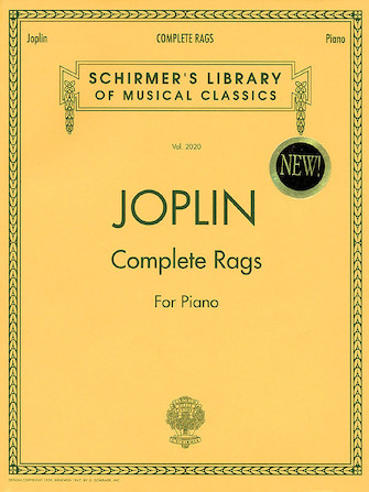 Product Cover for Joplin – Complete Rags for Piano