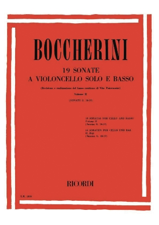 Product Cover for 19 Sonatas, Volume 2