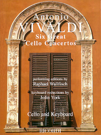 Product Cover for Six Great Cello Concertos