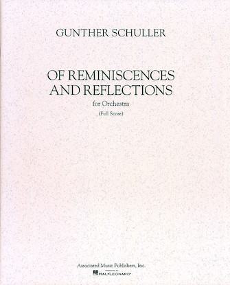 Product Cover for Of Reminiscences and Reflections