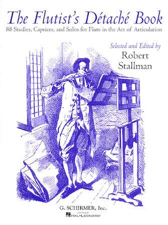 Product Cover for The Flutist's Detache Book