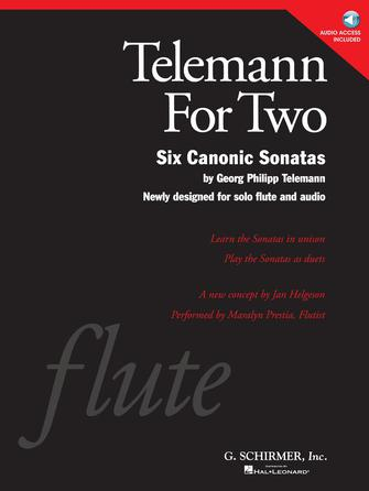 Product Cover for Telemann for Two