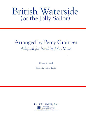 Product Cover for British Waterside Score (Or The Jolly Sailor)