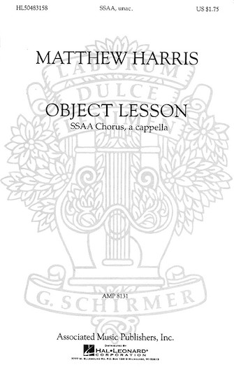 Product Cover for Object Lesson
