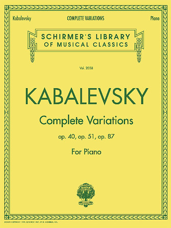 Product Cover for Complete Variations