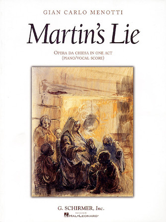Product Cover for Martin's Lie