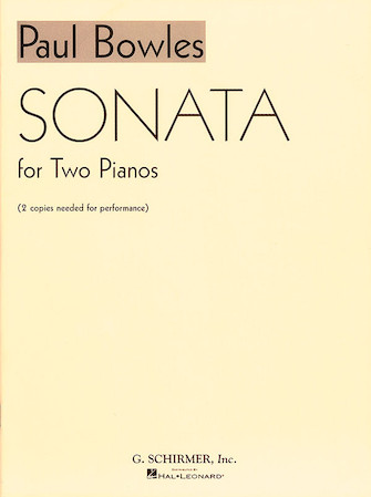 Product Cover for Sonata for 2 Pianos