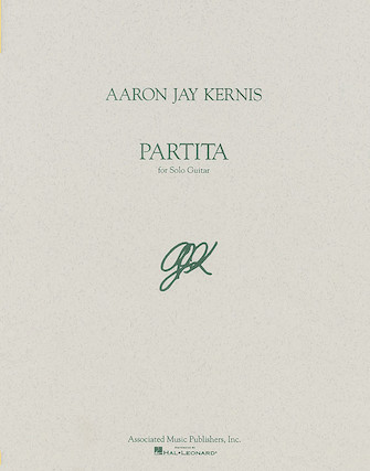 Product Cover for Partita