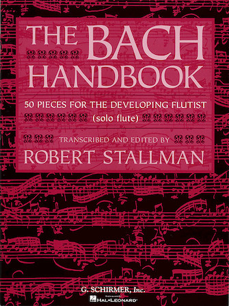 Product Cover for The Bach Handbook