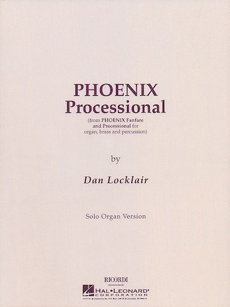 Product Cover for Phoenix Processional