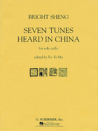 Product Cover for Seven Tunes Heard in China