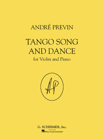 Product Cover for Tango Song and Dance