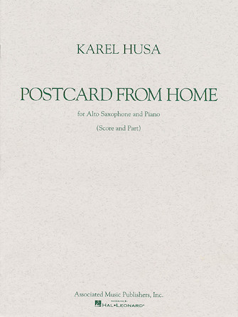 Product Cover for Postcard from Home