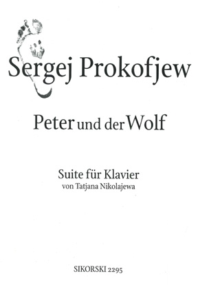 Product Cover for Peter & The Wolf Suite