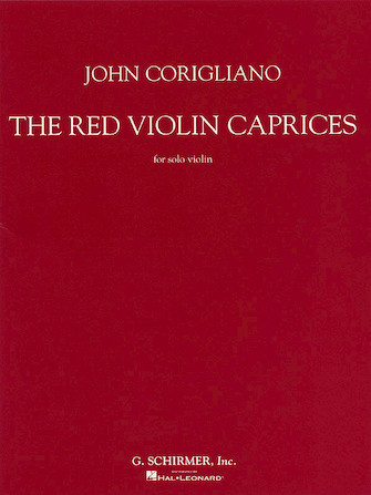 Product Cover for The Red Violin Caprices