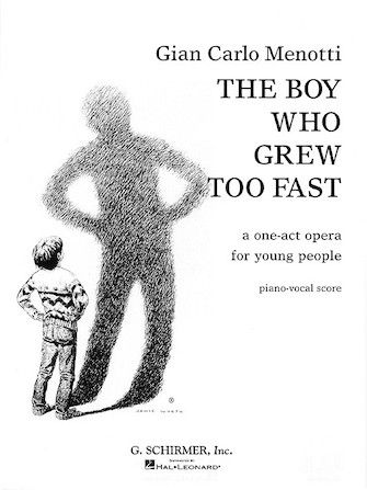 Product Cover for The Boy Who Grew Too Fast