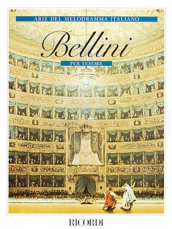 Product Cover for Arie del Melodramma Italiano per Tenore