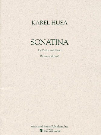 Product Cover for Sonatina for Violin and Piano