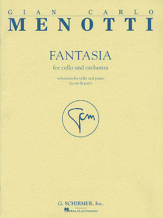 Product Cover for Fantasia for Cello and Orchestra
