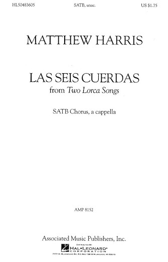 Product Cover for Las Seis Cuerdas