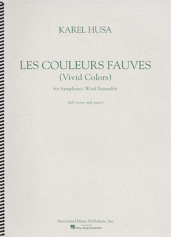 Product Cover for Les Couleurs Fauves (Vivid Colors)