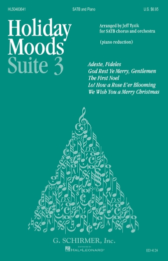 Product Cover for Holiday Moods