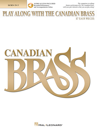 Product Cover for Play Along with The Canadian Brass