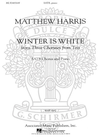 Product Cover for Winter Is White