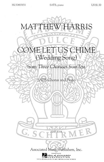 Product Cover for Come Let Us Chime (Wedding Song)