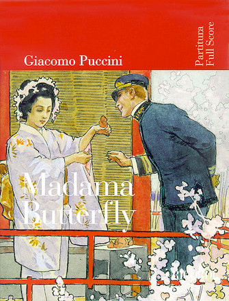 Product Cover for Madame Butterfly