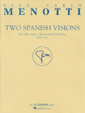 Product Cover for Two Spanish Visions