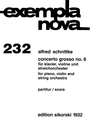 Product Cover for Concerto Grosso No. 6