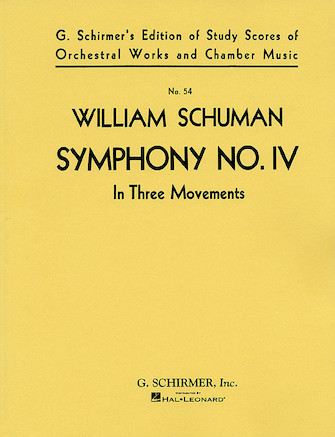 Product Cover for Symphony No. 4 (in Three Movements)