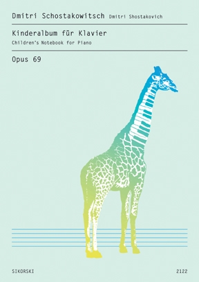 Product Cover for 7 Children's Pieces, Op. 69