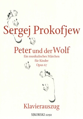 Product Cover for Peter and the Wolf, Op. 67