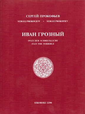 Product Cover for Ivan the Terrible, Op. 116