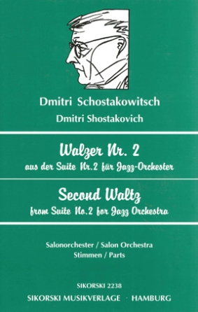 Product Cover for Second Waltz (from Jazz Suite No. 2)