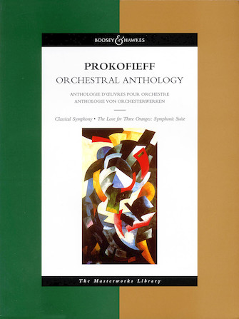 Product Cover for Orchestral Anthology