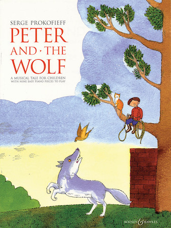 Product Cover for Peter and the Wolf