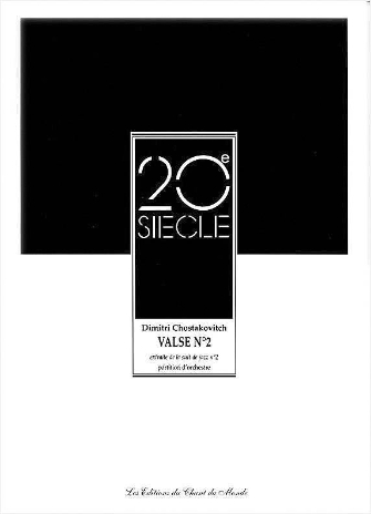 Product Cover for Waltz No. 2 (from Suite for Variety Stage Orchestra)