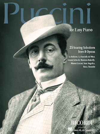 Product Cover for Puccini for Easy Piano