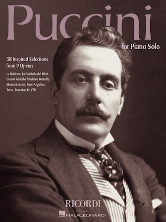 Product Cover for Puccini for Piano Solo