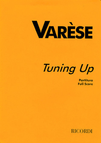 Product Cover for Tuning Up